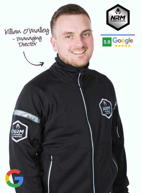 Killian-O'Malley---NRM-Plumbers-Dublin-5-Star-Google-Rating